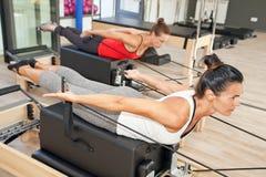 Γυμναστική για Pilates Στοκ φωτογραφία με δικαίωμα ελεύθερης χρήσης