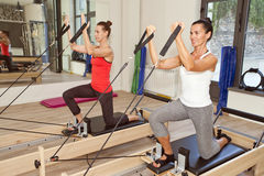 Γυμναστική για Pilates Στοκ εικόνες με δικαίωμα ελεύθερης χρήσης