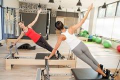 Γυμναστική για Pilates Στοκ Εικόνες