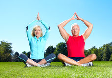 Γυμναστική, ικανότητα, υγιής τρόπος ζωής. Στοκ Εικόνα