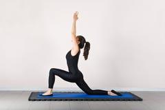 γυμναστική pilates Στοκ Φωτογραφίες