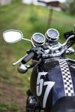 Γυμνός αθλητισμός Γερμανία μοτοσικλετών στοκ φωτογραφία