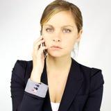γυναίκαη επιχειρησιακών στοκ εικόνα με δικαίωμα ελεύθερης χρήσης