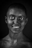 γυναίκα έκφρασης Στοκ εικόνες με δικαίωμα ελεύθερης χρήσης