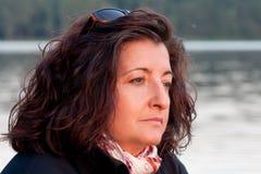 γυναίκα ήλιων γυαλιών Στοκ φωτογραφία με δικαίωμα ελεύθερης χρήσης