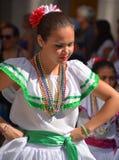 Γυναίκα από τη Νικαράγουα Στοκ Φωτογραφία