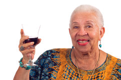 Γυναίκα αφροαμερικάνων στοκ εικόνα