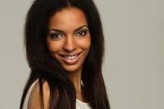 γυναίκα 2 αφροαμερικάνων Στοκ Εικόνες