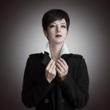 Γυναίκα βαμπίρ Στοκ Εικόνες
