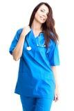 γυναίκα γιατρών στοκ φωτογραφία