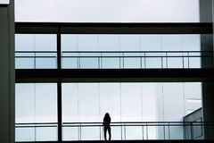 Γυναίκα γραφείων Στοκ Εικόνα
