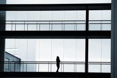 Γυναίκα γραφείων Στοκ φωτογραφία με δικαίωμα ελεύθερης χρήσης