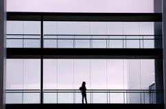 Γυναίκα γραφείων Στοκ Φωτογραφία