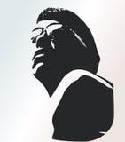 γυναίκα γυαλιών ηλίου ελεύθερη απεικόνιση δικαιώματος