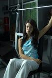 γυναίκα γυμναστικής Στοκ εικόνες με δικαίωμα ελεύθερης χρήσης