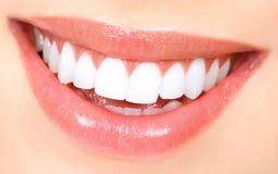 γυναίκα δοντιών Στοκ εικόνα με δικαίωμα ελεύθερης χρήσης