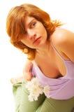 γυναίκα εγκυμοσύνης Στοκ φωτογραφία με δικαίωμα ελεύθερης χρήσης