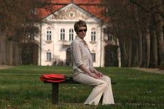 γυναίκα επιτυχίας Στοκ Φωτογραφίες