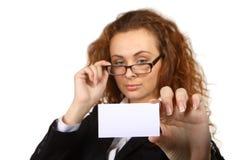 γυναίκα 2 επιχειρήσεων Στοκ εικόνα με δικαίωμα ελεύθερης χρήσης