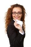 γυναίκα 2 επιχειρήσεων Στοκ φωτογραφία με δικαίωμα ελεύθερης χρήσης