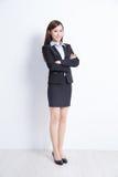 γυναίκα 2 επιχειρήσεων στοκ φωτογραφία