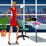 γυναίκα 2 επιχειρήσεων Στοκ εικόνες με δικαίωμα ελεύθερης χρήσης