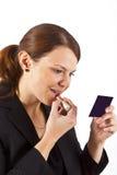 γυναίκα επιχειρησιακού κραγιόν στοκ φωτογραφίες με δικαίωμα ελεύθερης χρήσης