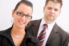γυναίκα επιχειρησιακών &alph Στοκ εικόνα με δικαίωμα ελεύθερης χρήσης