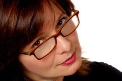 γυναίκα ερώτησης Στοκ φωτογραφίες με δικαίωμα ελεύθερης χρήσης