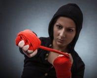 Γυναίκα ικανότητας Στοκ εικόνες με δικαίωμα ελεύθερης χρήσης