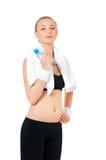 Γυναίκα ικανότητας Στοκ εικόνα με δικαίωμα ελεύθερης χρήσης