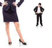 γυναίκα ισχύος στοκ εικόνα με δικαίωμα ελεύθερης χρήσης