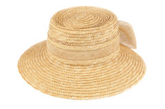 γυναίκα καπέλων s Στοκ φωτογραφία με δικαίωμα ελεύθερης χρήσης
