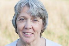 Γυναίκα μεγάλης ηλικίας Στοκ Εικόνα