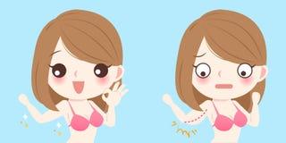 Γυναίκα με τα φτερά bingo διανυσματική απεικόνιση