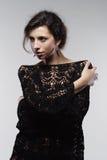 γυναίκα μόδας Στοκ φωτογραφία με δικαίωμα ελεύθερης χρήσης