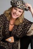 Γυναίκα μόδας Στοκ φωτογραφίες με δικαίωμα ελεύθερης χρήσης