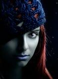 γυναίκα μόδας Στοκ Φωτογραφίες