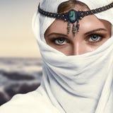 γυναίκα μόδας Στοκ εικόνες με δικαίωμα ελεύθερης χρήσης