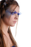 γυναίκα μόδας makeup Στοκ Εικόνα