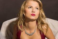 γυναίκα ομορφιάς Στοκ εικόνες με δικαίωμα ελεύθερης χρήσης