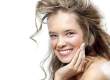 γυναίκα ομορφιάς Στοκ εικόνα με δικαίωμα ελεύθερης χρήσης