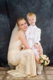 γυναίκα παιδιών Στοκ εικόνες με δικαίωμα ελεύθερης χρήσης