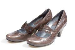 γυναίκα παπουτσιών στοκ φωτογραφία με δικαίωμα ελεύθερης χρήσης