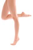γυναίκα ποδιών Στοκ εικόνες με δικαίωμα ελεύθερης χρήσης