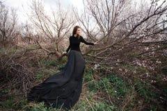 γυναίκα πορτρέτου ομορφ&i Στοκ φωτογραφία με δικαίωμα ελεύθερης χρήσης