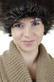 γυναίκα πορτρέτου Στοκ φωτογραφίες με δικαίωμα ελεύθερης χρήσης