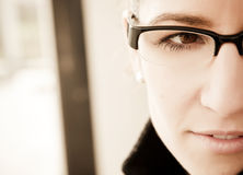 γυναίκα πορτρέτου Στοκ Φωτογραφία