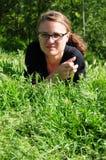 γυναίκα πορτρέτου s Στοκ εικόνα με δικαίωμα ελεύθερης χρήσης