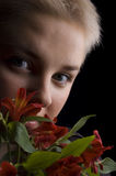 γυναίκα πορτρέτου s Στοκ Εικόνα